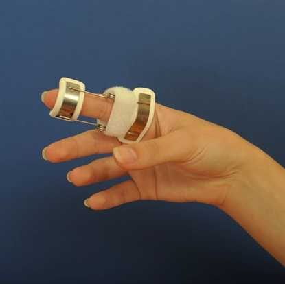 Picture of Finger extension splint with spring (C03 )