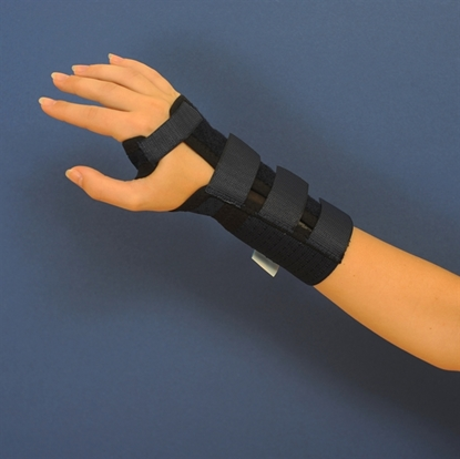 Picture of Short wrist orthosis without thumb (C250)