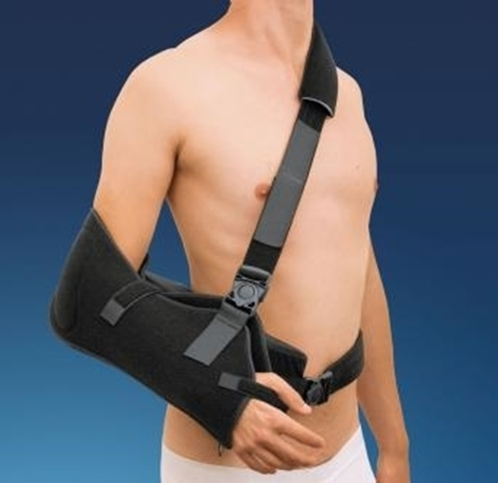 MR1163 Mediroyal Omox Zip Shoulder Immobilizer attēls